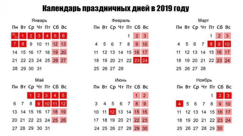 Как отдыхаем на 23 февраля в 2019 году: будет ли перенос выходных