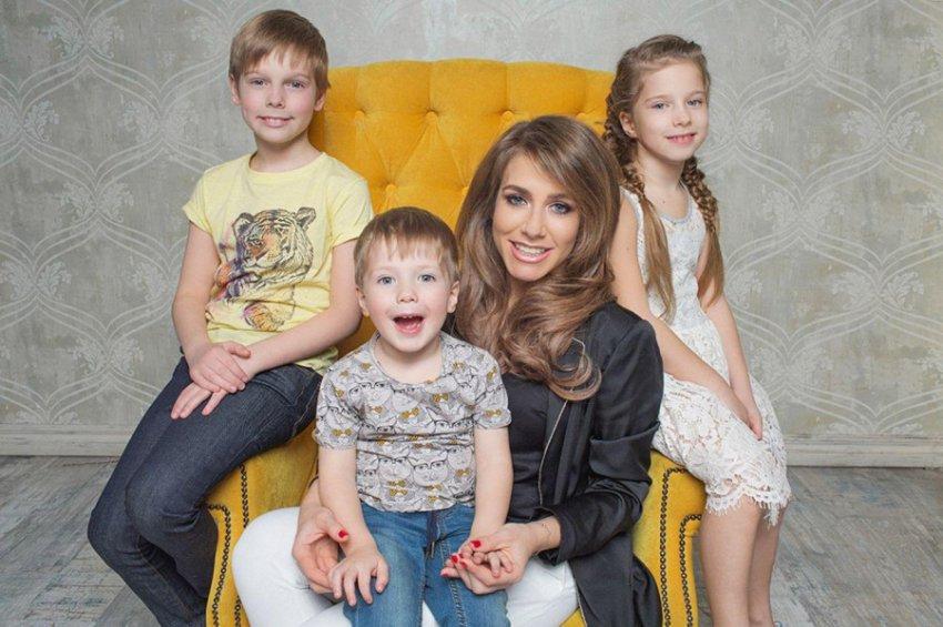 Юлия Барановская прокомментировала отношения между Аршавиным и их общими детьми
