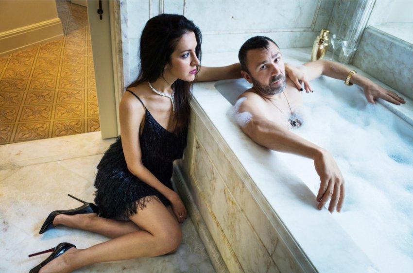 Экс-жена Шнурова Матильда впервые высказалась о разводе и новом браке музыканта