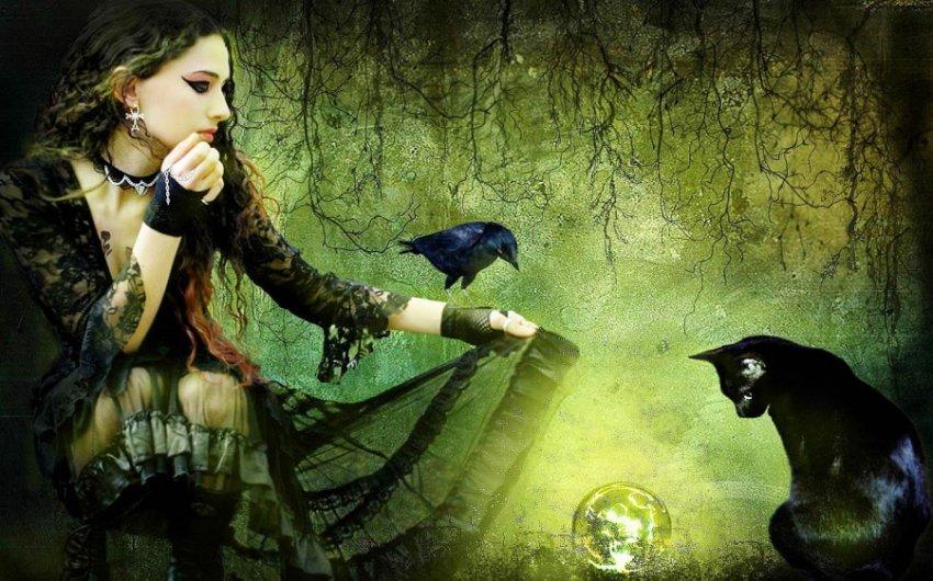 Названы знаки Зодиака, представительницы которых обладают силой настоящих ведьм