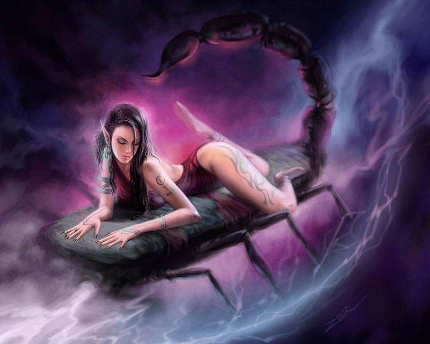 Самые опасные женщины по знаку Зодиака