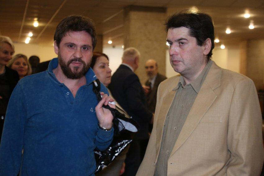 Олег Тактаров и Денис Майданов хотят стать звездами футбола
