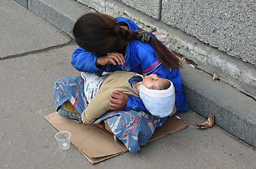 Людское милосердие, ставшее прибыльным бизнесом для «нищей мафии»