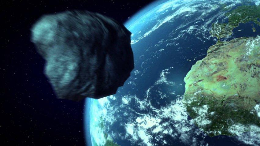 Ученый Митио Каку предсказывает падение астероида на Землю через 100 лет