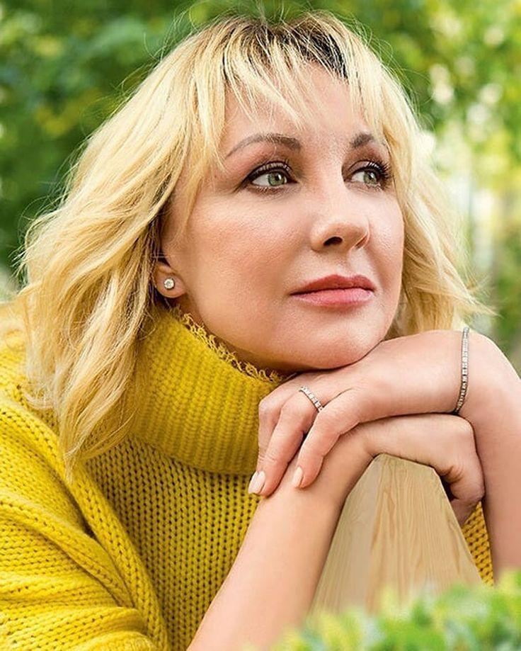 Елена Яковлева отмечает день рождения