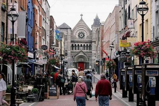 Путешествие в Ирландию