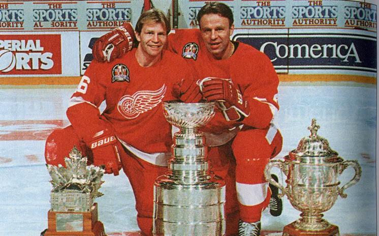 Звезда НХЛ Владимир Константинов: трагедия на пике карьеры
