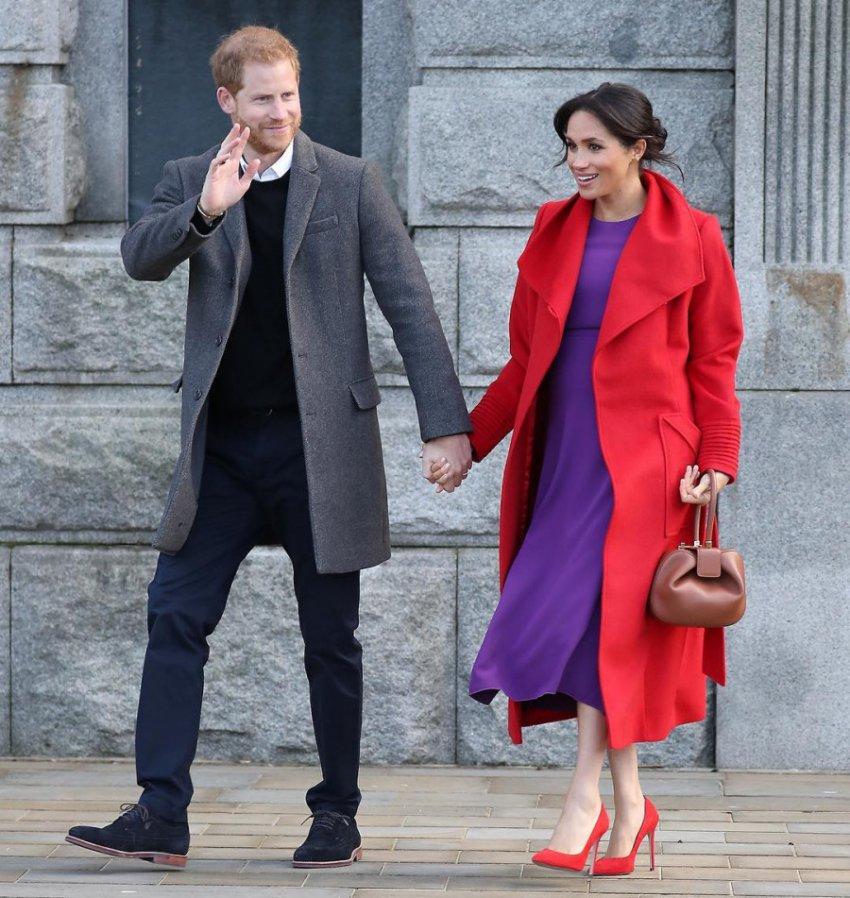 Принц Гарри и Меган Маркл разрешат своему ребенку выбрать себе пол