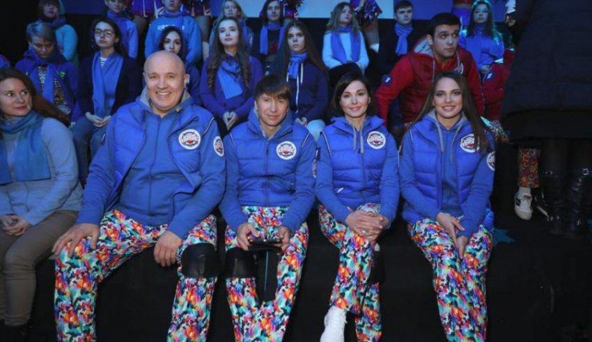 На Первом канале стартует новое шоу со звездами «Русский керлинг»