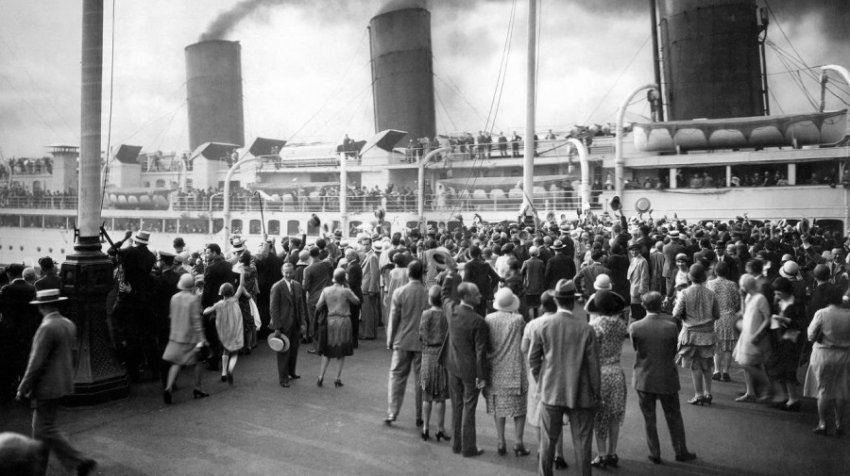 """Затонувший """"Титаник"""" каждые шесть лет подаёт сигнал SOS"""