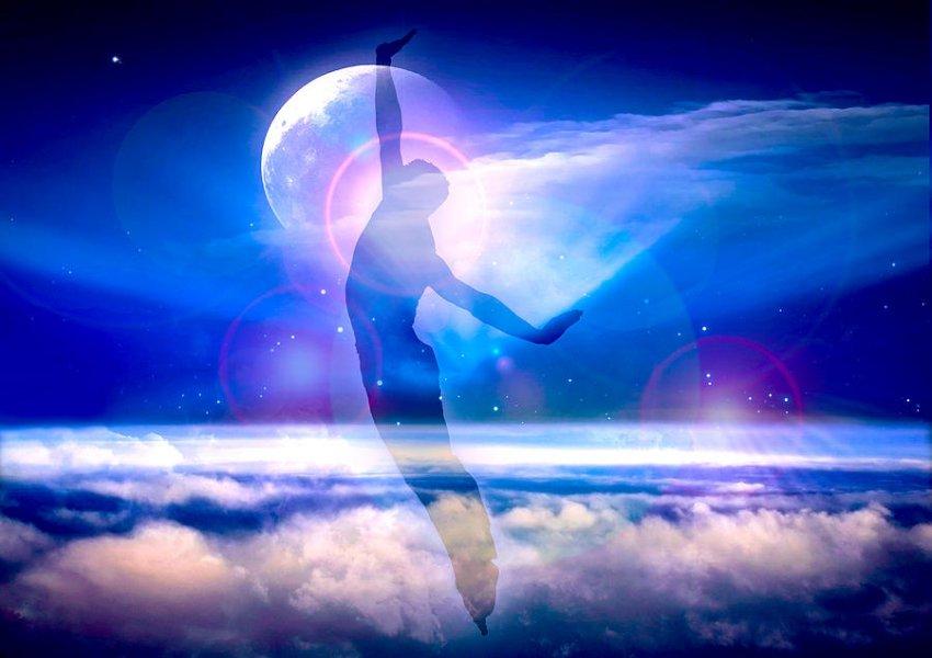 Странный сонный паралич или астральное путешествие