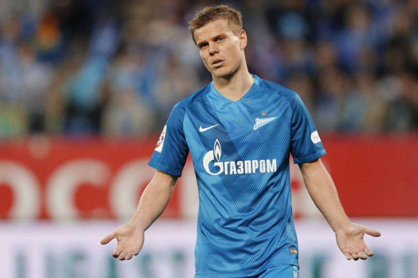 Футболист Александр Кокорин празднует 28-летие в СИЗО