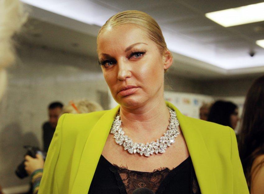 Анастасия Волочкова призналась, что у нее был выкидыш