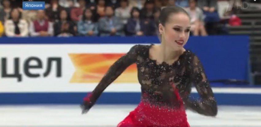 Алина Загитова завоевала титул Чемпионки мира 2019 по фигурному катанию