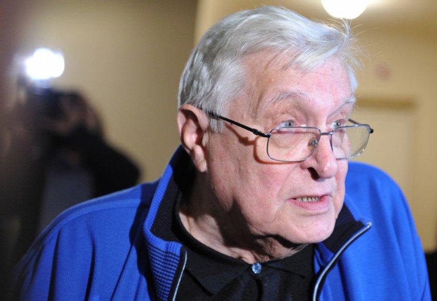 Олег Басилашвили до сих пор помнит, что такое ночные шаги НКВД за дверью