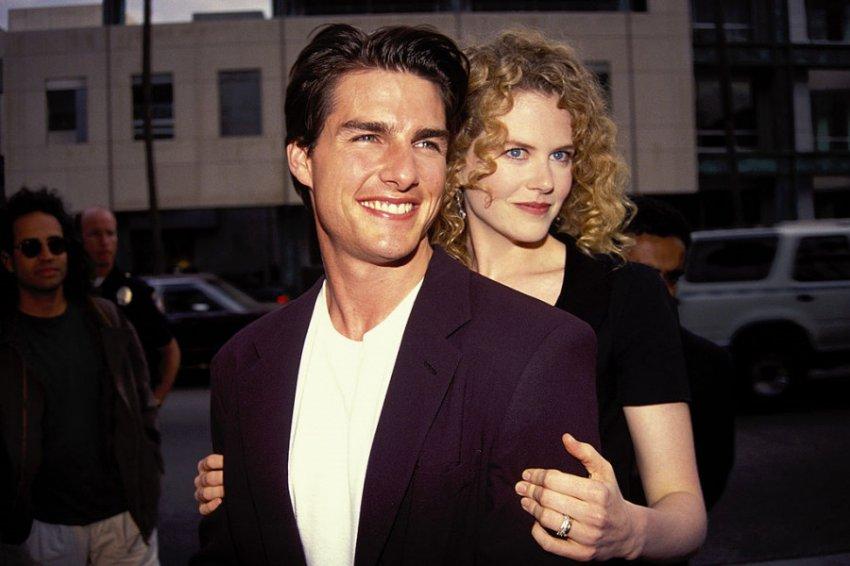 Том Круз запретил Николь Кидман появляться на свадьбе их приемного сына