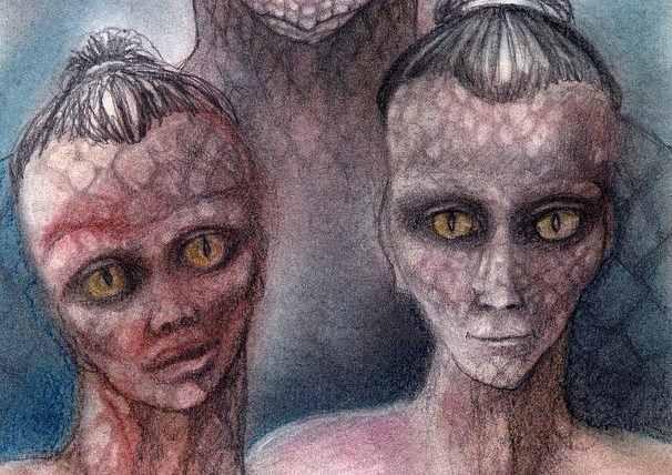 Призрак захлопнул подпертую камнем дверь - НЛО, инопланетяне, мистика, тайны, загадки, монстры, чупакабра, последние новости, фото и видео