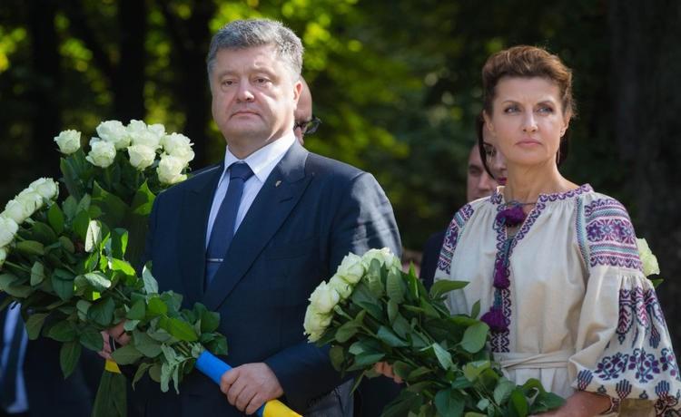 Где на самом деле родилась жена Порошенко выяснили журналисты