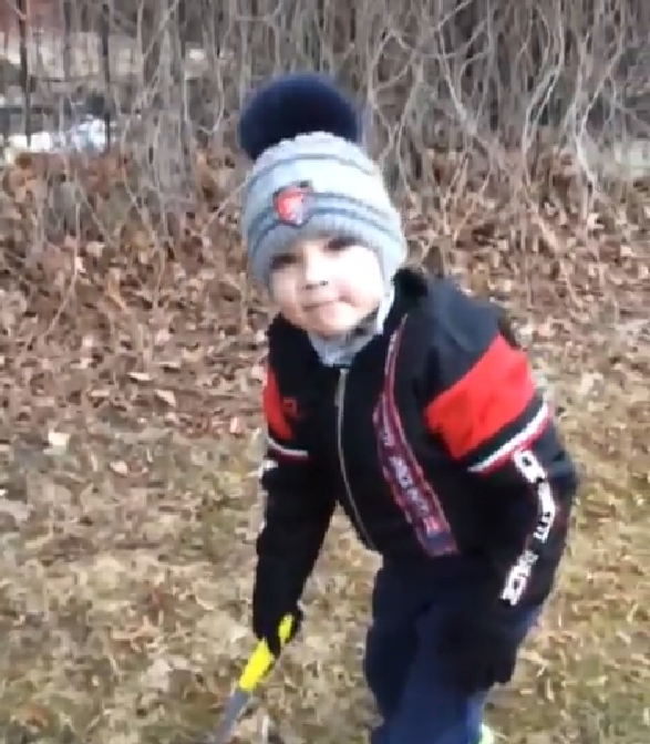 Народ восхитило новое видео с сыном Пугачевой и Галкина