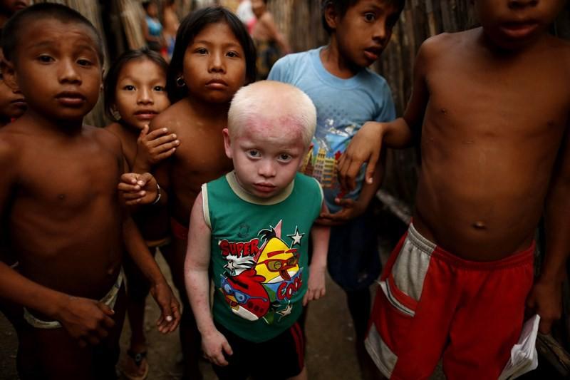 Дети Луны: Белые индейцы Панамы