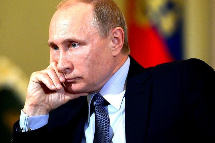 У Владимира Путина нет смартфона