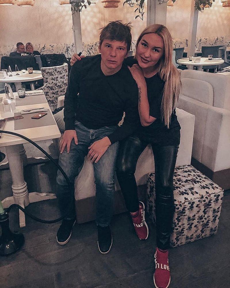 Новая «пассия» Андрея Аршавина оказалась замужней дамой с ребенком