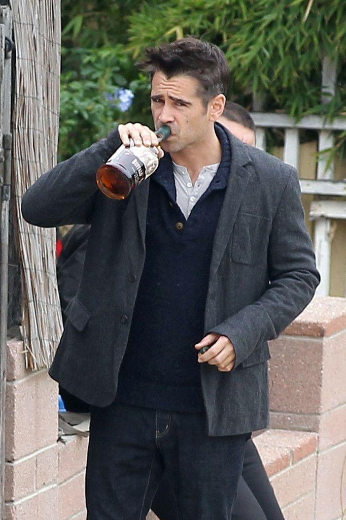 Джоли поменяла одного алкоголика на другого, закончив отношения с Питтом и начав с Фарреллом
