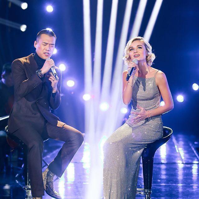 Полина Гагарина провалила финал китайского шоу «Singer», заняв по итогам пятое место из шести