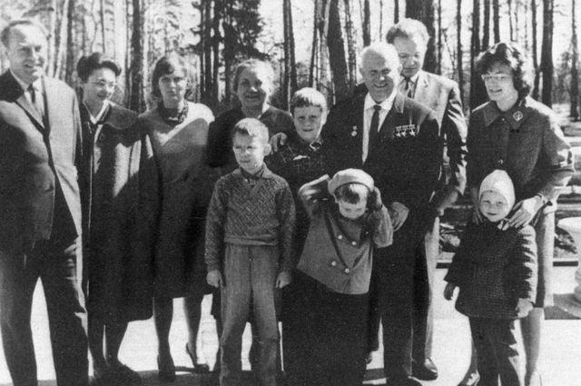 Такие разные судьбы детей Хрущёва