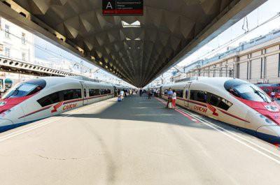 Путин поддержал проект железнодорожной трассы между Москвой и Петербургом