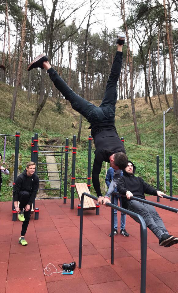 Workout-контест прошел в Кисловодске