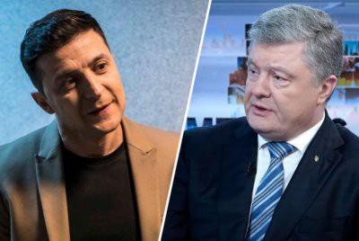 Зеленский резко увеличил отрыв от Порошенко
