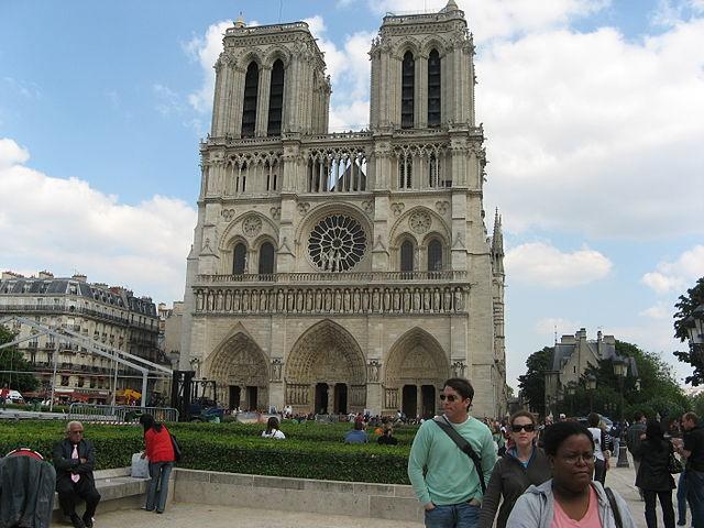 Призраки Собора Парижской Богоматери