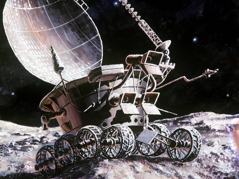 Полёты на Луну в кино и наяву. Часть 1-2