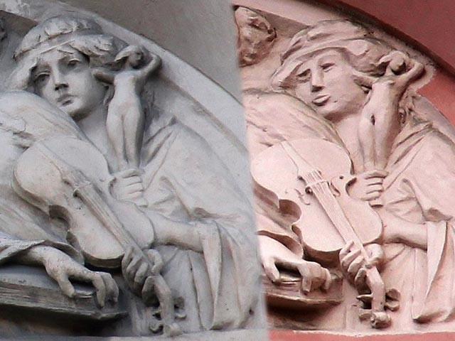 ТОП-13 примеров неудачной реставрации исторических памятников