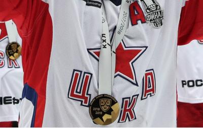 ЦСКА обыграл «Авангард» и впервые выиграл Кубок Гагарина