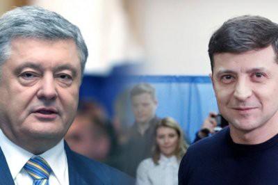 Сегодня на Украине состоится второй тур президентских выборов