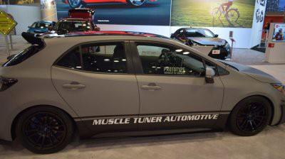 Toyota презентовала хэтчбек Corolla 2019 от Muscle Tuner Automotive