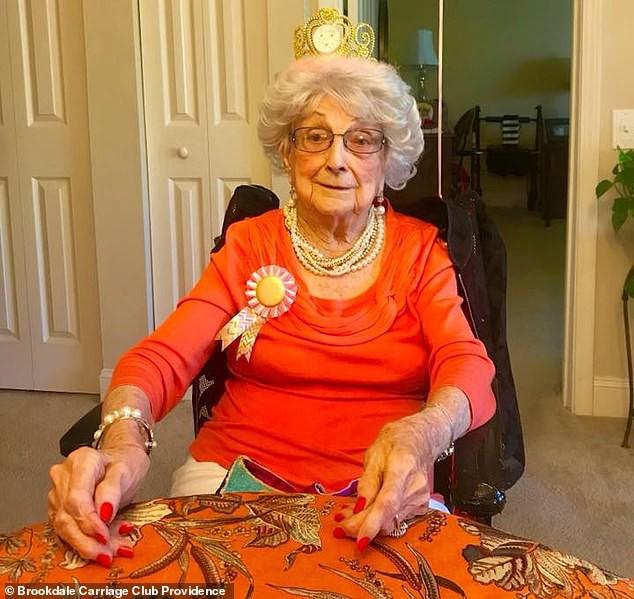 109-летняя старушка поделилась секретом долгой жизни