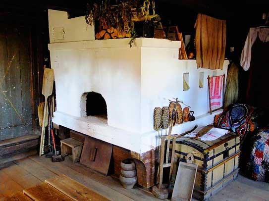 Как своими руками построить русскую печь из кирпича