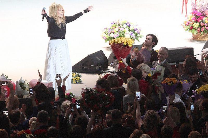 Алла Пугачева, готовясь к юбилейному концерту, не пошла на мероприятия, посвященные ей