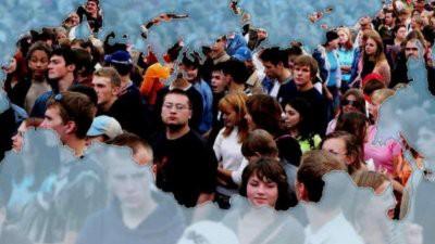 Убыль населения наблюдается в 60 регионах России