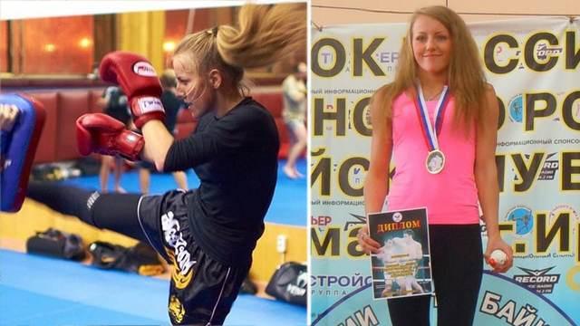 Чемпионка России по тайскому боксу Кристина Мялина погибла, выпав из окна