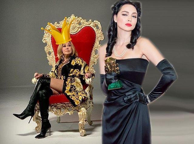 На смену «королеве шансона» Успенской пришла Самбурская, забрав одну из наград «Шансон года»