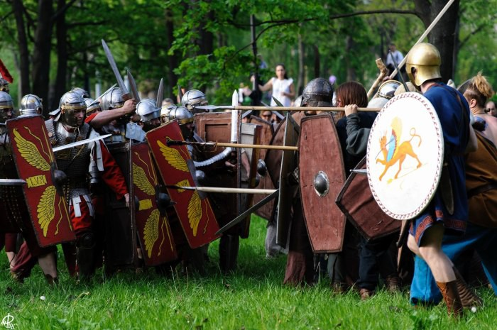Арсенал римского легионера: забытое оружие войны