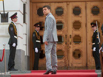 Как Зеленский будет выстраивать отношения с Россией и Западом?
