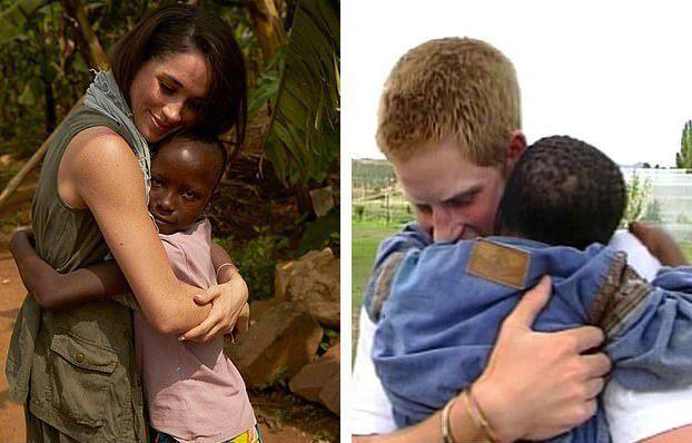 В отместку Миддлтон, Маркл уезжает в Африку, чтобы там стать «королевой сердец», потратив миллионы