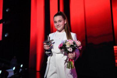 Дочь Алсу Микелла Абрамова победила на шоу «Голос»: начата проверка результатов