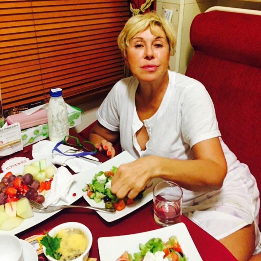 Любовь Успенская рассказала, почему навсегда завязала с алкоголем