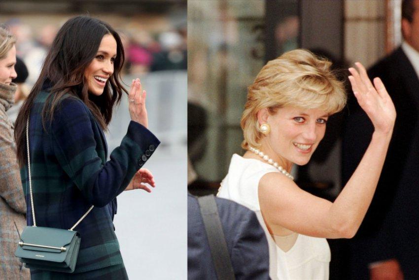 Биограф леди Ди: у Меган Маркл больше шансов выжить при дворе, чем у принцессы Дианы